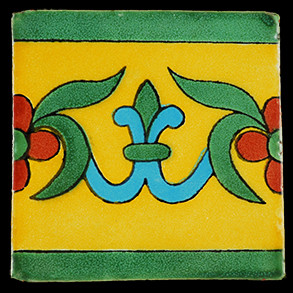 Hand Painted Tiles Casa Oh