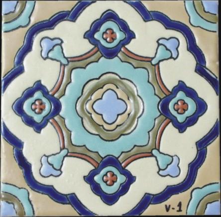 Sant Gervasi (3 3-4 x 3 3-4) (5 3-4 x 5 3-4)