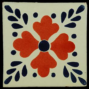 Hand Painted Tiles Casa Tlaquepaque AZ TC 2315