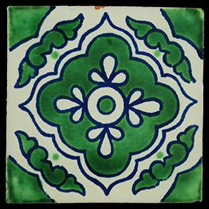 Hand Painted Tiles Casa Toledo Vde-Az