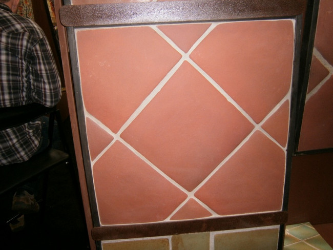 Top 28 12x12 quarry tile quarry stone porcelain for What size rug for a 12x12 room