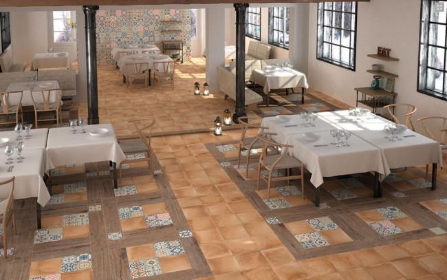 Sealing Porous Ceramic Tile