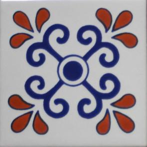 Hacienda Design No. 10 (4 x 4) (6 x 6) (8 x 8) (12 x 12)