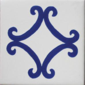 Hacienda Design No. 14 (4 x 4) (6 x 6) (8 x 8) (12 x 12)