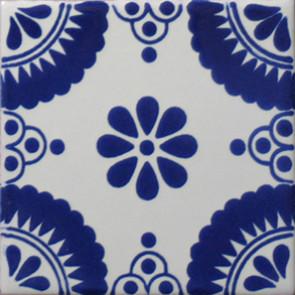 "Pool Tile - Poblano Porcelain Designs Classic 15 (2"")"