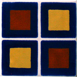 Hacienda Design No. 155  (4 x 4) (6 x 6) (8 x 8) (12 x 12)