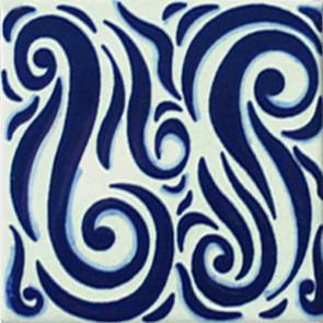 Hacienda Design No. 165 (4 x 4) (6 x 6) (8 x 8) (12 x 12)