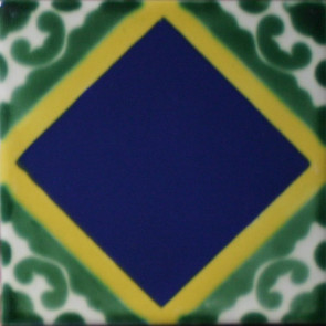 Hacienda Design No. 168 (4 x 4) (6 x 6) (8 x 8) (12 x 12)