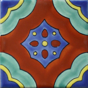 Hacienda Design No. 189 (4 x 4) (6 x 6) (8 x 8) (12 x 12)