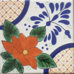 Hacienda Design No. 191 (4 x 4) (6 x 6) (8 x 8) (12 x 12)
