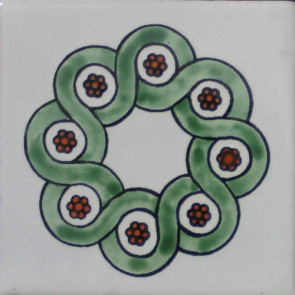 Hacienda Design No. 199 (4 x 4) (6 x 6) (8 x 8) (12 x 12)