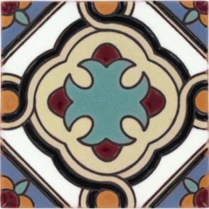 Junipero SB (2 x 2) (4 1-4 x 4 1-4) (6 1-8 x 6 1-8)
