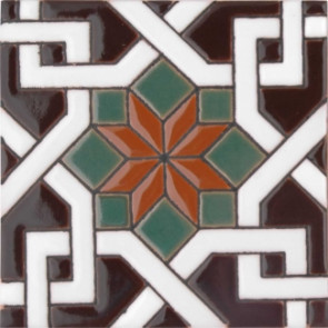 Estrella Arabe No 2 SB (2 x 2) (4 1-4 x 4 1-4) (6 1-8 x 6 1-8)