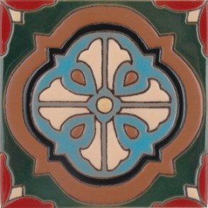 San Geronimo No 4 SB (2 x 2) (4 1-4 x 4 1-4) (6 1-8 x 6 1-8)