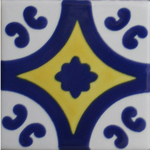 Hacienda Design No. 03  (4 x 4) (6 x 6) (8 x 8) (12 x 12)