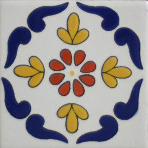 Hacienda Design No. 91 (4 x 4) (6 x 6) (8 x 8) (12 x 12)
