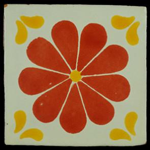 Hand Painted Tiles Casa Amapola Am-Tc