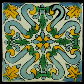 Hand Painted Tiles Casa Argentina