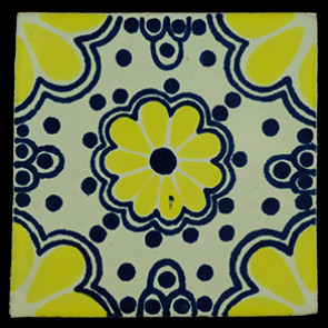 Hand Painted Tiles Casa Arroyo