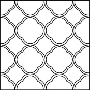 Arto Custom Artillo Arabesque 1 Concrete Tile