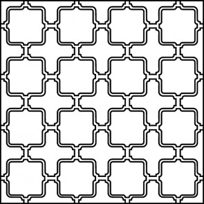 Arto Custom Artillo Arabesque 11a Concrete Tile