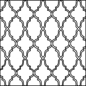 Arto Custom Artillo Arabesque 12 Concrete Tile