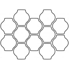 Arto Custom Artillo Pata Grande Concrete Tile