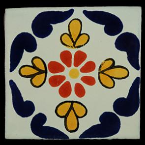 Hand Painted Tiles Casa Barcelona