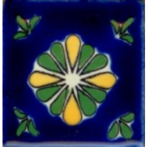 Pool Tile - Porcelain Baroque Designs 1