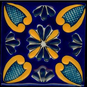 Porcelain Baroque 1, 3 3-4 x 3 3-4