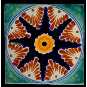 Porcelain Baroque 2, (3 3-4 x 3 3-4) & (5 3-4 x 5 3-4)