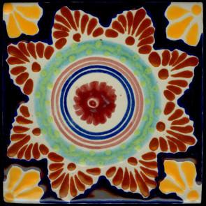 Porcelain Baroque 4, 3 3-4 x 3 3-4