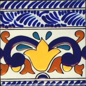 Porcelain Baroque 7, (3 3-4 x 3 3-4) (5 3-4 x 5 3-4)