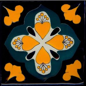 Porcelain Baroque 8 (3 3-4 x 3 3-4) ( 5 3-4 x 5 3-4)