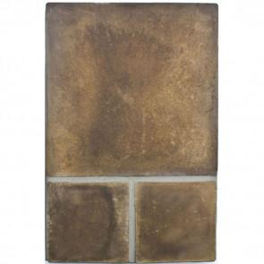 Arto 12x12 6x6 Artillo Tuscan Mustard Classic Concrete Tile