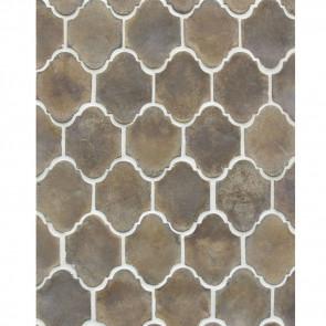 Arto 3x4 Mini San Felipe Artillo Classic Concrete Tile - Tuscan Mustard
