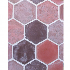 Arto 6x6 Hexagon Artillo Signature Concrete Tile - Douro Vintage