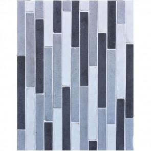 Arto 1x9 Artillo Signature Concrete Tile - Montage Gray