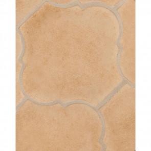 Arto 12x13 San Felipe Artillo Premium Concrete Tile - Caqui