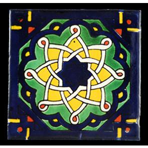 Hand Painted Tiles Casa Brasil