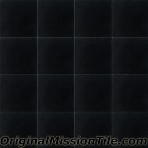 Original Mission Tile Cement S-101 Black - 8 x 8