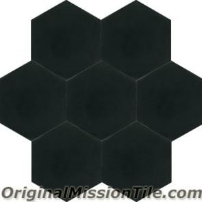 Original Mission Tile Cement H-101 Black - 8 x 8