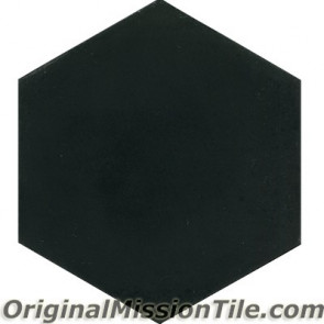 Original Mission Tile Cement H-101 Black - 8 x 8