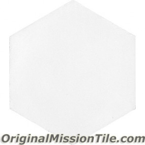 Original Mission Tile Cement H-100 White - 8 x 8