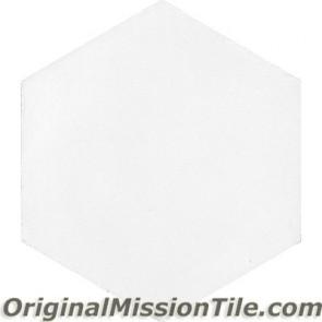Original Mission Tile Cement H-100 White - 8 x 8