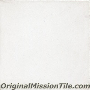 Original Mission Tile Cement S-100 White - 8 x 8