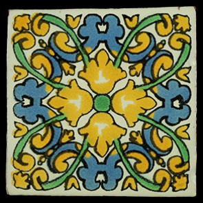 Hand Painted Tiles Casa Charlotte