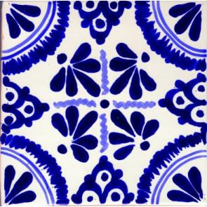 Pool Tile - Poblano Porcelain Designs Classic 14
