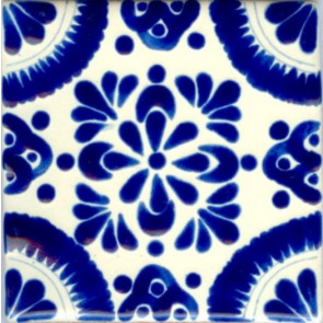 Pool Tile - Poblano Porcelain Designs Classic 15