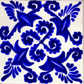 Pool Tile-Poblano Porcelain Designs Classic 17
